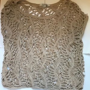 Forever 21 open knit sweater. Size medium